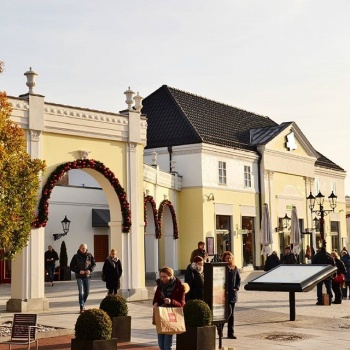 Аутлет Designer Outlet Berlin