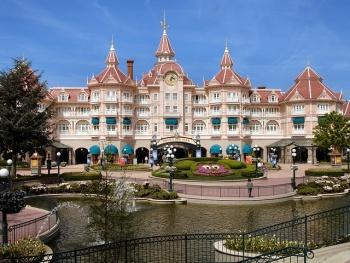 Парк развлечений Disneyland Paris