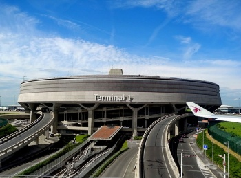 Международный аэропорт Шарль-де-Голль
